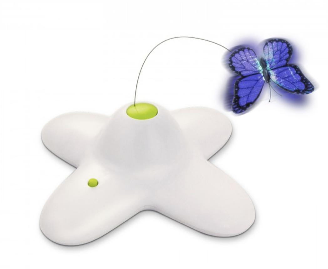 Flutter Bug Smart Toy Cat