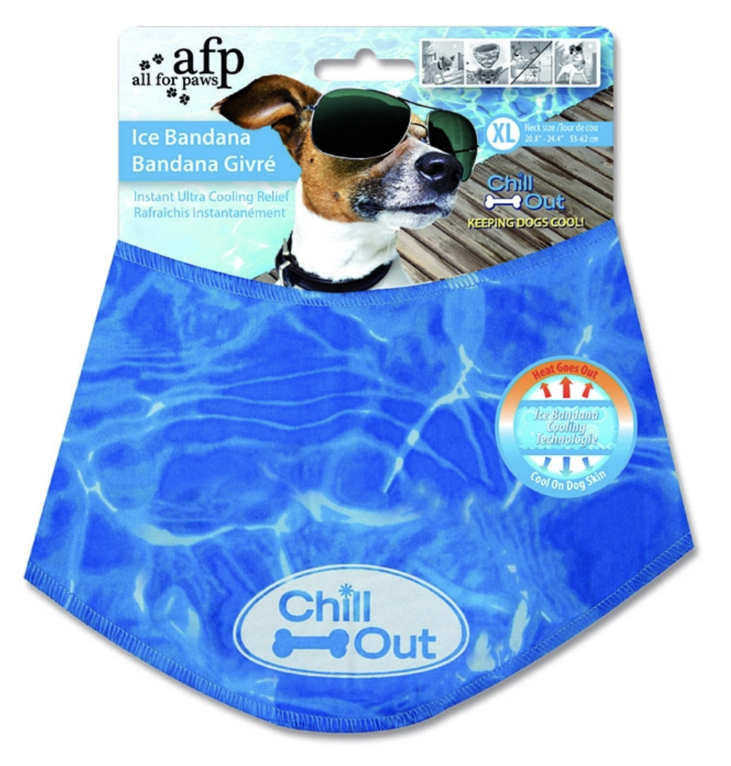 Ice Bandana Dogs - XL size