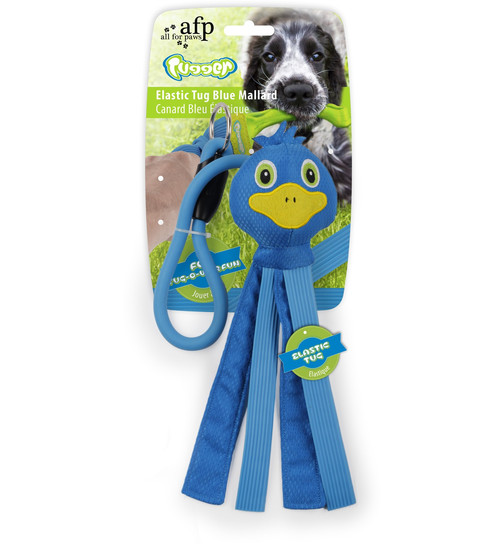 TugMallard Smart Toy Dogs- Blue