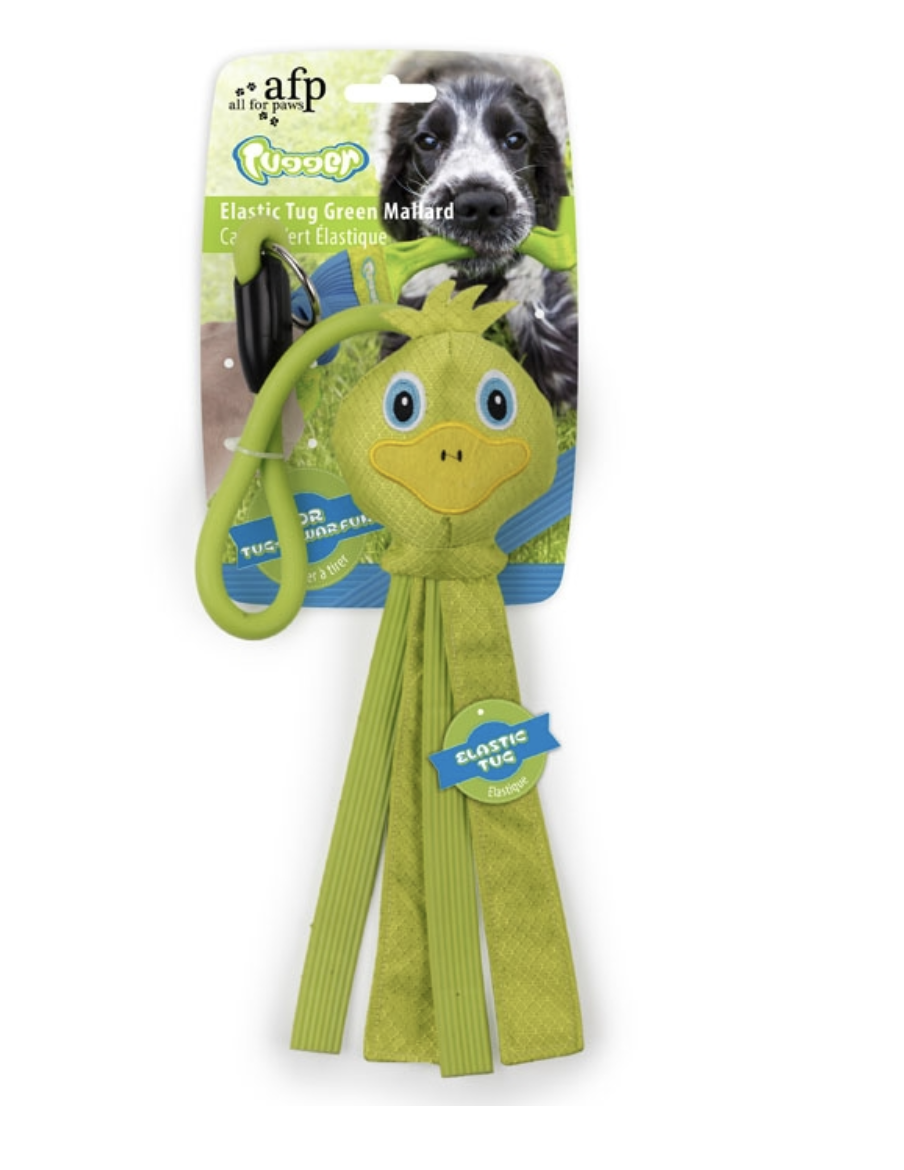 TugMallard Smart Toy Dogs- Green